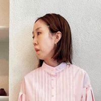 デザイナー:Mariko Oikawaさん(171cm)