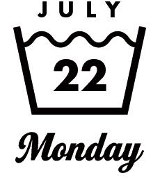 JULY22 Monday