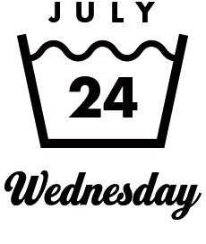 JULY24 Wednesday