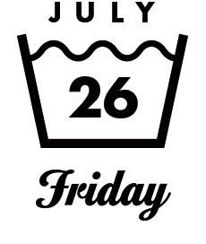JULY26 Friday