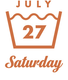 JULY27 Saturday