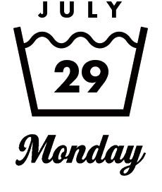 JULY29 Monday