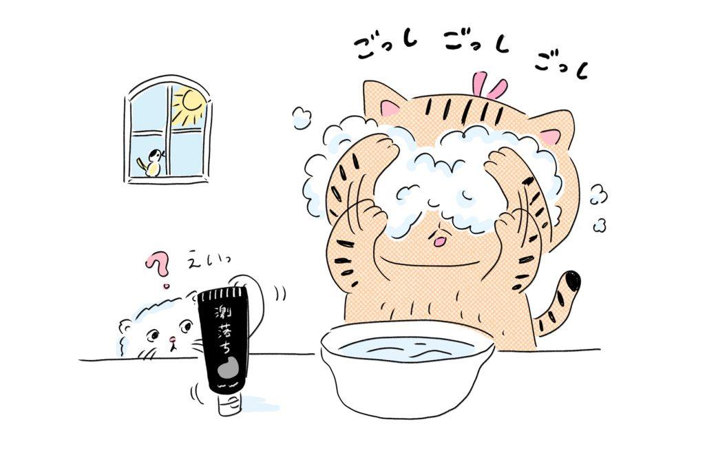 """""""洗い過ぎ""""は美肌の大敵!"""