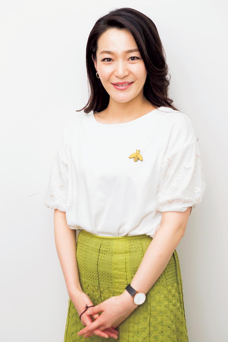 【GUERLAIN】PRスペシャリスト 岡本美香さん