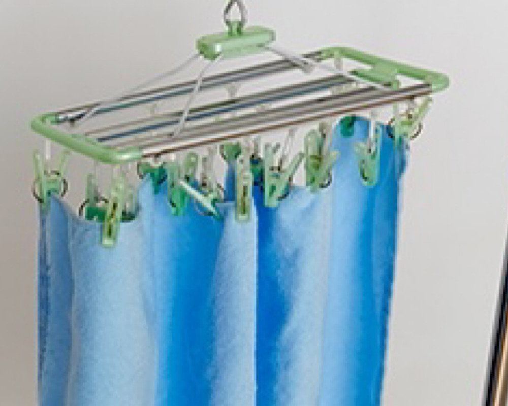 ①抗菌効果の高い洗剤で洗う 抗