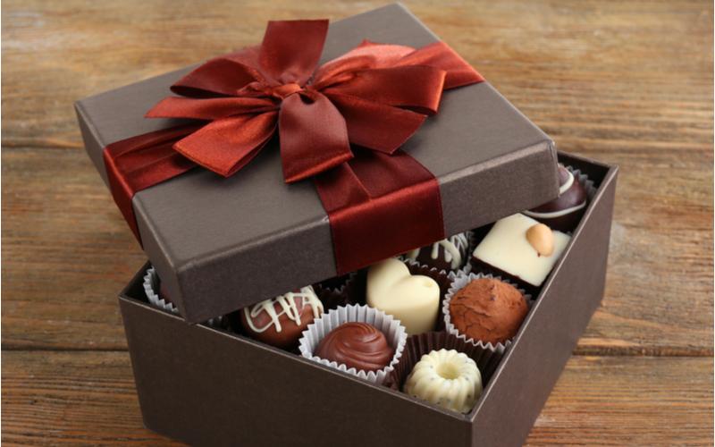 同性が見れば分かる!高級チョコレート
