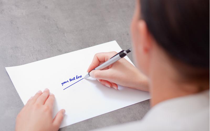 4.名刺の裏にLINEのIDを書いておく